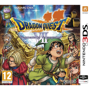 Dragon Quest VII FR