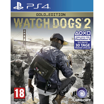 Watch Dogs 2 Gold Edition PS4 DFI