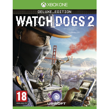 Watch Dogs 2 Deluxe