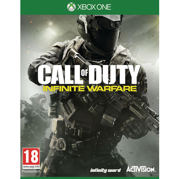 Call of Duty: Infinite Warfare DE