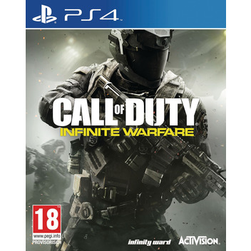 Call of Duty: Infinite Warfare PS4 DE