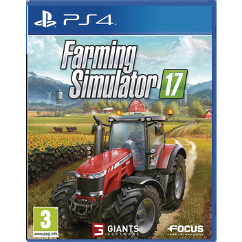 Farming Simulator'17 PS4 FR