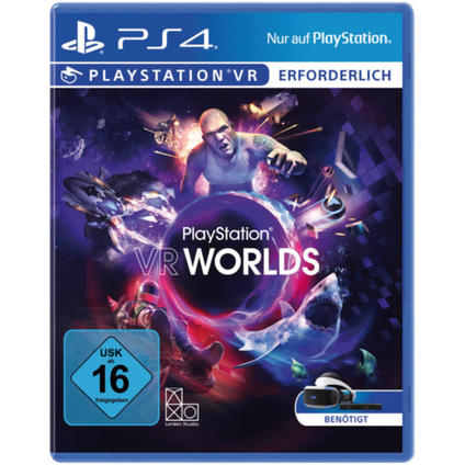 PlayStationVR Worlds PS4 DFI