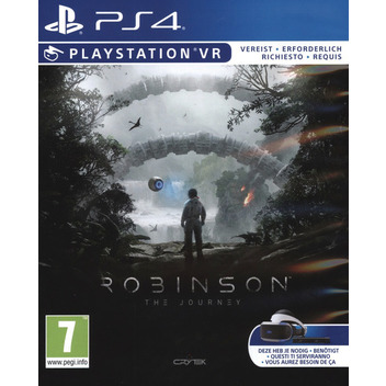 Robinson: The Journey VR PS4 DFI
