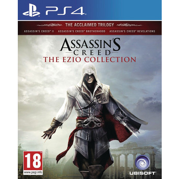 Assassin'sC Ezio PS4 DFI