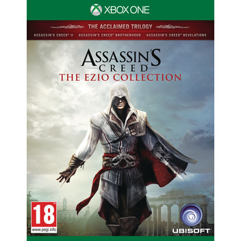 Assassin's Creed The Enzio Collection