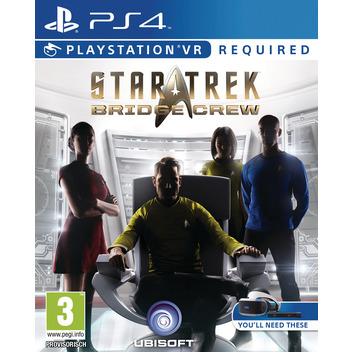 StarTrek: BridgeVR PS4 DE