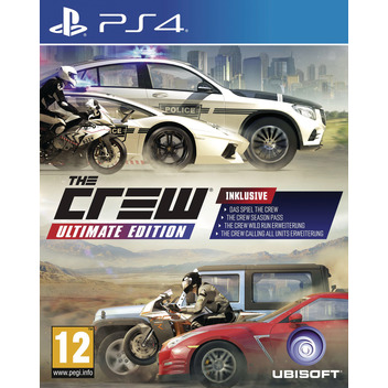 The Crew Ultimate Edition PS4 DFI
