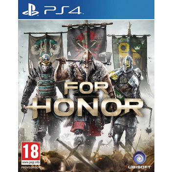 For Honor PS4 DFI