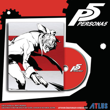 Persona 5-SteelBock PS4 FR