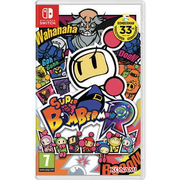 Super Bomberman DF