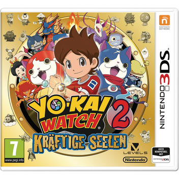 Yo-Kai Watch 2 DE