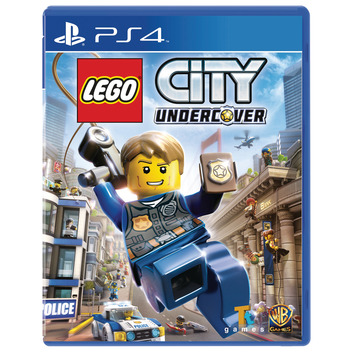 LEGO City Undercover PS4 DF