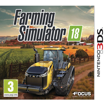 Farming Simulator 2018 3DS FR
