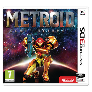 Metroid: Samus Returns 3DS IT