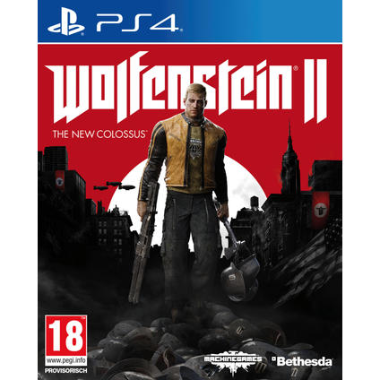 Wolfenstein II: The New Colossus PS4 FR
