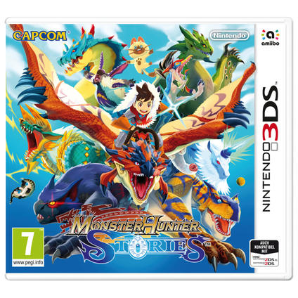 Monster Hunter Stories FR 3DS