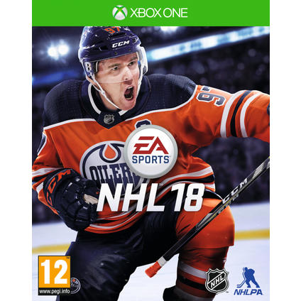 NHL 18 Xbox One DFI