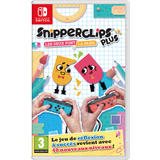 Snipperclips Plus Switch FR