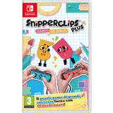Snipperclips Plus Switch IT
