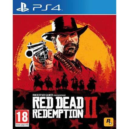 Red Dead Redemption 2 PS4 DE