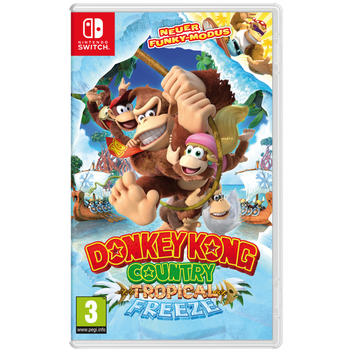 Donkey Kong Country:TropicalFreezeSwitch