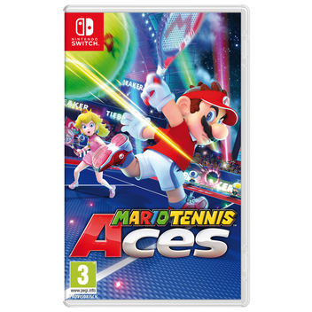 Mario Tennis Aces DE Switch