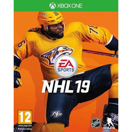 NHL 19 Xbox One DFI