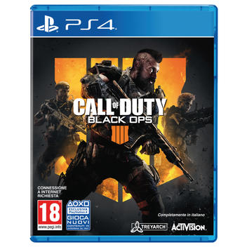 Call Of Duty: Black Ops 4 PS4 IT