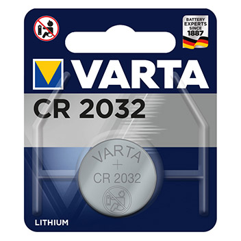 Bild VARTA CR 2032 Alkali Batterien