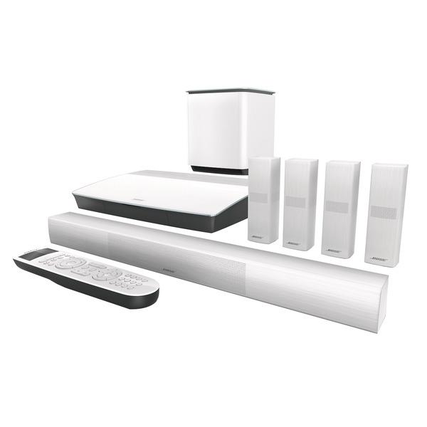 bose lifestyle 650 white pas cher. Black Bedroom Furniture Sets. Home Design Ideas
