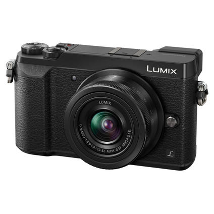 DMC-GX80/12-32 Kit black (DMC-GX80KEGK)