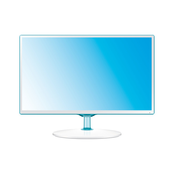 samsung led tv lt24d391 white g nstig kaufen. Black Bedroom Furniture Sets. Home Design Ideas