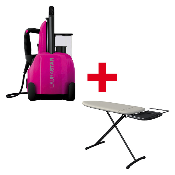 Laurastar LIFT PLUS + PINKY POP + COMFORTBOARD NEW