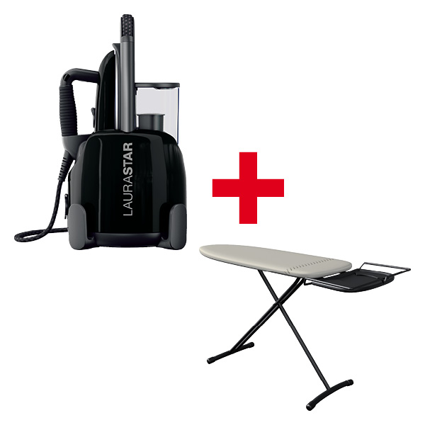 Laurastar LIFT PLUS + ULTIMATE BLACK + COMFORTBOARD NEW