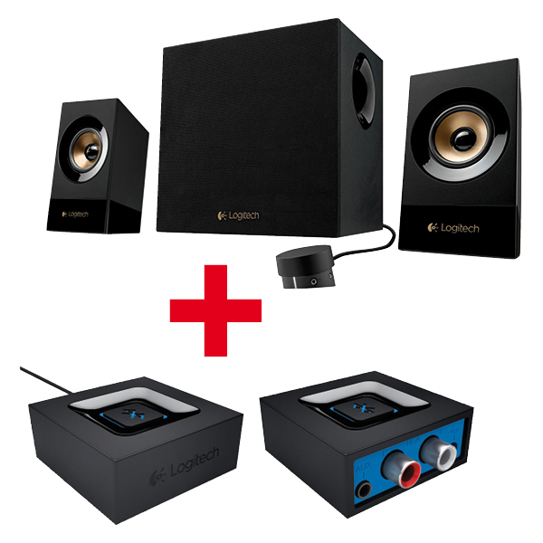 Speaker Z533 THX + Gratis Bluetooth Audio Adapter