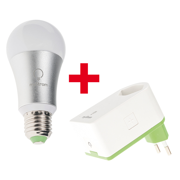 WiFi Bulb + WiFi Energy Switch 2