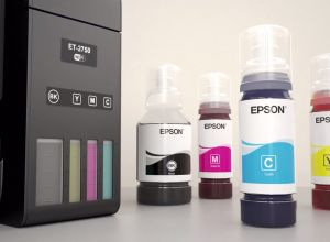 Markenseite - Epson - Highlight Eco Tank