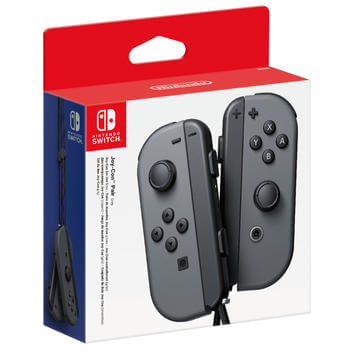 Joy-Con 2er-Set Grau