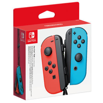 Joy-Con 2er-Set Rouge & Bleu