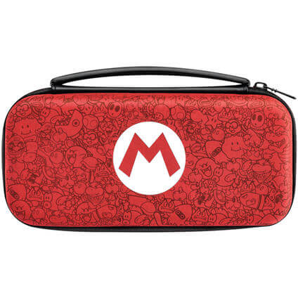 Deluxe Travel Case Mario pour Switch
