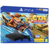 PS4 500GB + Game Crash Team Racing DFI