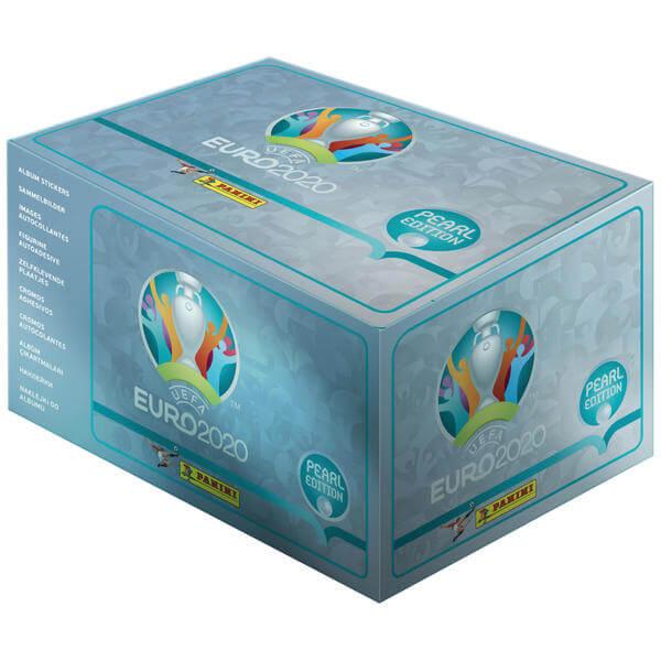 2x Panini UEFA EM 2020 100er Displaybox