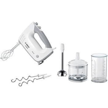 Bosch Mixer Stabmixer-Set Soft-Touch-Gehäuse Küchengeräte Küchenmaschinen