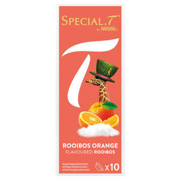 Special T. Rooibos Orange