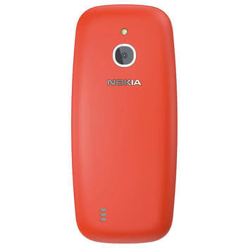 3310 3G SS Warmred