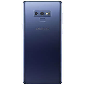 Galaxy Note 9 blue