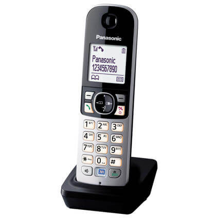 KX-TGA681EXB Optional Handset