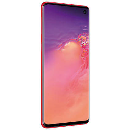 Galaxy S10 Red