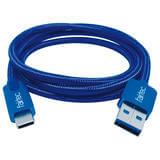 USB C Kabel 3.0 1m blue
